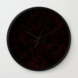 Lawa  (A7 B0088) Wall Clock