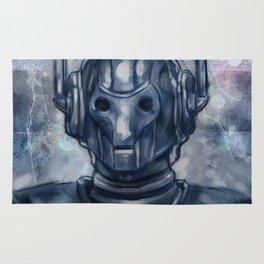 Cybermen Doctor Who Rug