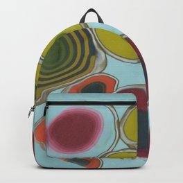 Blue Cells Backpack