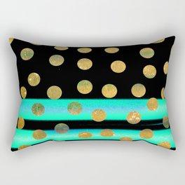 NL 9 10 Polka Dots Rectangular Pillow