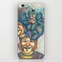 Eliiot Smith  iPhone Skin