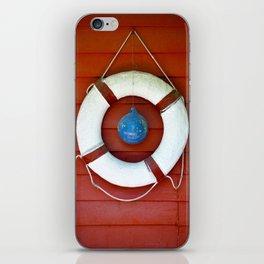 Life Buoy iPhone Skin