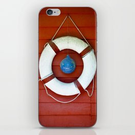 Life Buoy iPhone Skin
