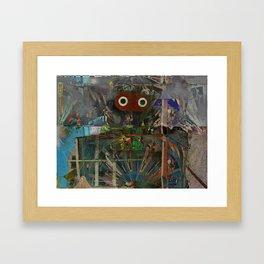 RR5 Framed Art Print