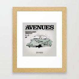 PRINT Nº023 Framed Art Print