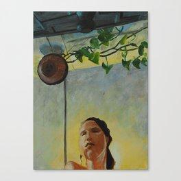 Baño Operetta Canvas Print