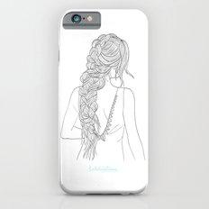 BRAIDGIRLONE Slim Case iPhone 6s