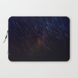 The Galaxy Rains (Color) Laptop Sleeve