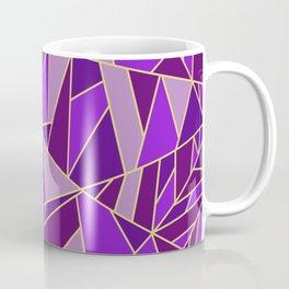Mosiac (purple palette) Coffee Mug