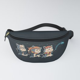 Potter Cats Fanny Pack