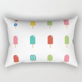 Popsicle - Retro Random #861 Rectangular Pillow