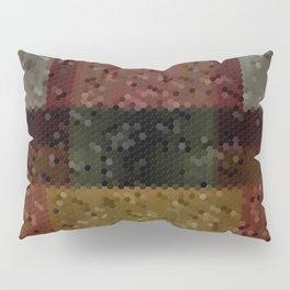 Loony Linoleum Pillow Sham
