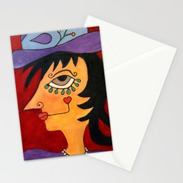 Louise. Stationery Cards