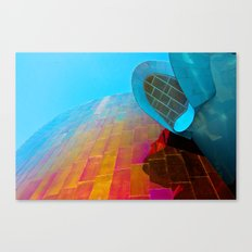 Seattle Center Canvas Print