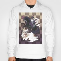 hetalia Hoodies featuring The Game of Checkmate by jali-jali