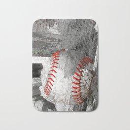 Baseball art vs 13 Bath Mat
