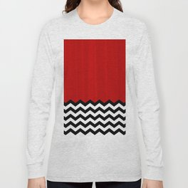Twin Peaks - The Red Room Long Sleeve T-shirt