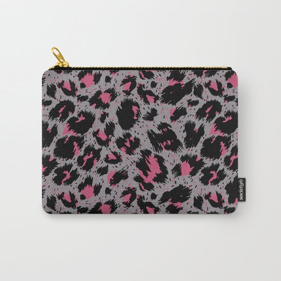 tiger pattern Carry-All Pouch