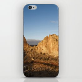 Smith Rock Sunrise II iPhone Skin