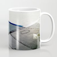 aviation Mugs featuring Aviation by Paper Possible