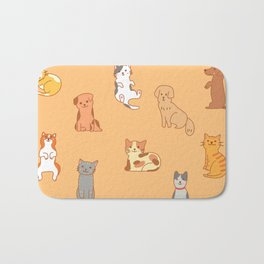 Bring me along on this Purrrrfect Day! Bath Mat