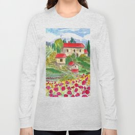 Tuscan Long Sleeve T-shirt