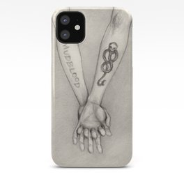 Dramione iPhone Case