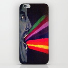 Billy Idol No More- Rebel Yell iPhone Skin