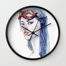 Unmasked Wall Clock