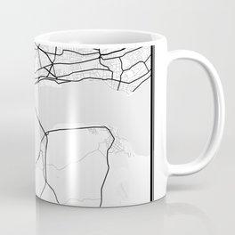 Dundee Light City Map Coffee Mug
