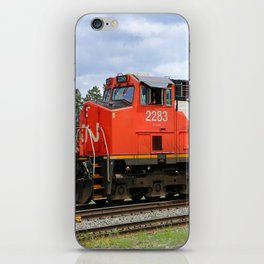 Canadian National Railway iPhone Skin