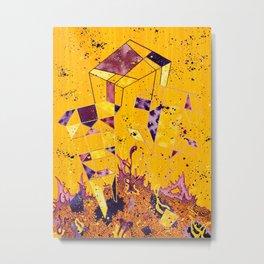 Beautiful Pile of $#!+ Metal Print