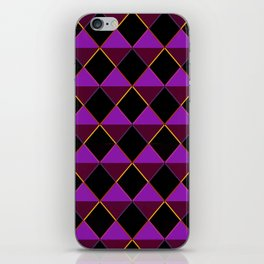 Party Diamonds iPhone Skin