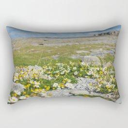 Irish Daisies Rectangular Pillow