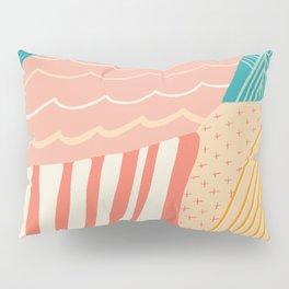 beach quilt Pillow Sham