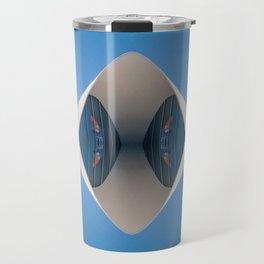 wavelength Travel Mug
