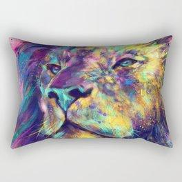 Primordial Gaze Rectangular Pillow