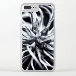 Whirl Clear iPhone Case