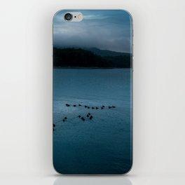 Sea Fever - Lincolnville Maine Shoreline Landscape iPhone Skin