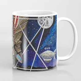 Eclipse 2 - Balance of 2 Swords Coffee Mug
