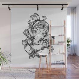 Little Ganesh Wall Mural