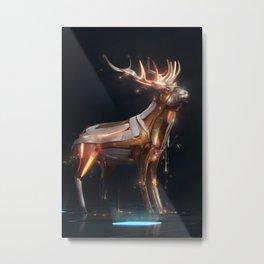 Vestige-7-24x36 Metal Print
