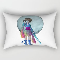 Uranus Princess Rectangular Pillow