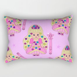 Lil Miss Jewels Rectangular Pillow