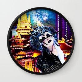 Ramayana Wall Clock