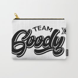 Team Goody Logo Carry-All Pouch
