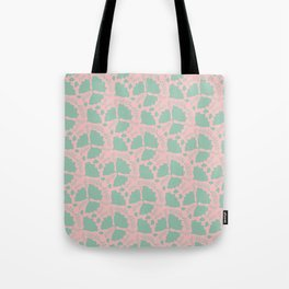 Butterflies? flowers? or maybe a strange pattern? Tote Bag