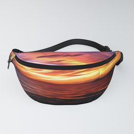 Honeymoon Sunset Fanny Pack
