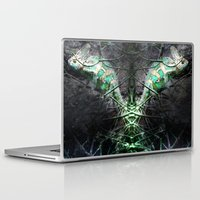 lizard Laptop & iPad Skins featuring LIZARD by ED design for fun