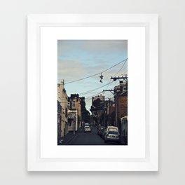 Fitzroy Framed Art Print